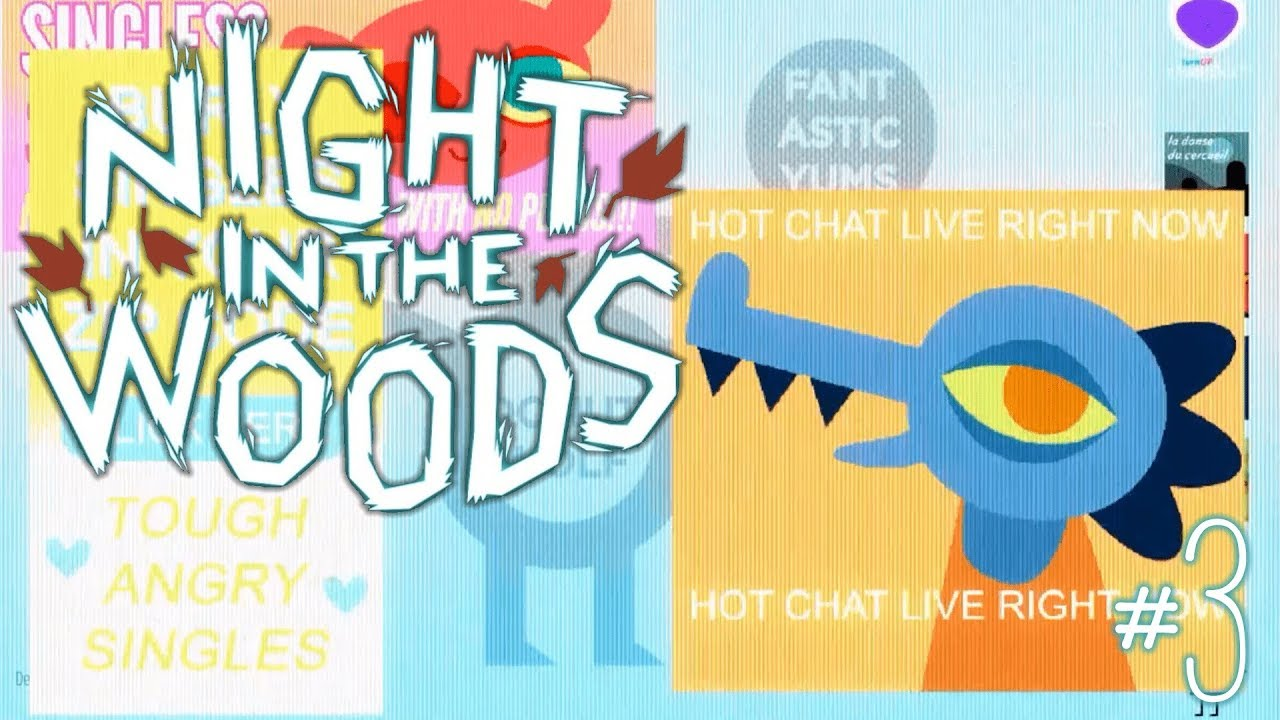 night in the woods saucy singles 3 youtube