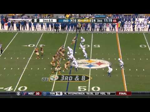 Steelers 51 Colts 34 ... Week 8 2014