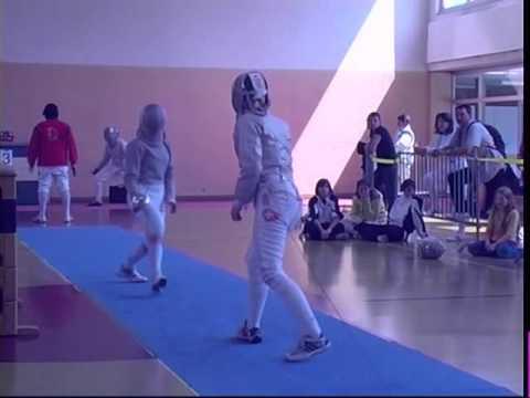 Championnat Suisse de Sabre 2010, reportage sur Canal 29