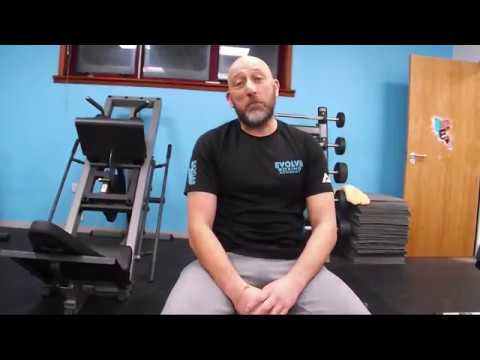 COACH ANDY GILL FULL INTERVIEW / MEDIA WORKOUT @ EVOLVE BOXING ACADEMY 2018