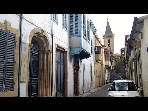 My 90 minute Armenian documentary of Old Nicosia, Cyprus (2016/2017)