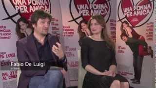 Una donna per amica: Film.it intervista Laetitia Casta e Fabio De Luigi