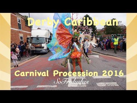Derby Carnival Procession 2016