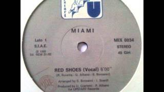 Miami - Red Shoes (Italo-Disco)