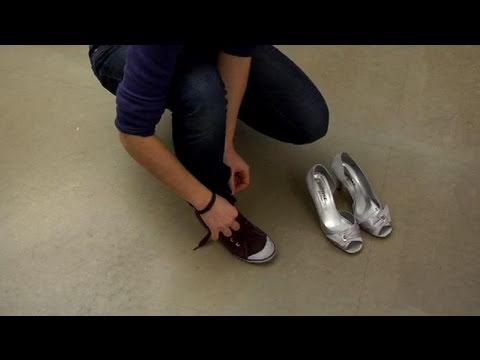 Te No Youtube Hacer Que Zapatos Cómo Los Rocen ybf7g6