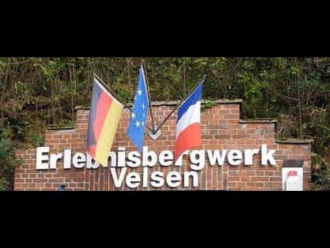 WissenTV on Tour - Erlebnisbergwerk Velsen