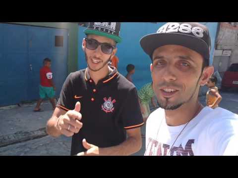 Pelas ruas da Favela/Robertinho/Tavinho(SOG Fênix).Vila Nhocuné/Zona Leste de SP