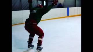 видео персональные тренировки по хоккею