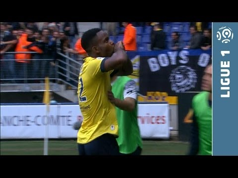 Goal Cédric BAKAMBU (56') - FC Sochaux-Montbéliard - AS Monaco FC (2-2) - 2013/2014