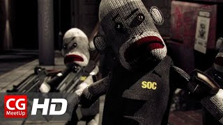 cgi animated short film hd the mega plush episode iii by matt burniston