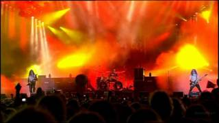 Immortal - Unholy Forces of Evil (live Wacken Open Air 2007) HD