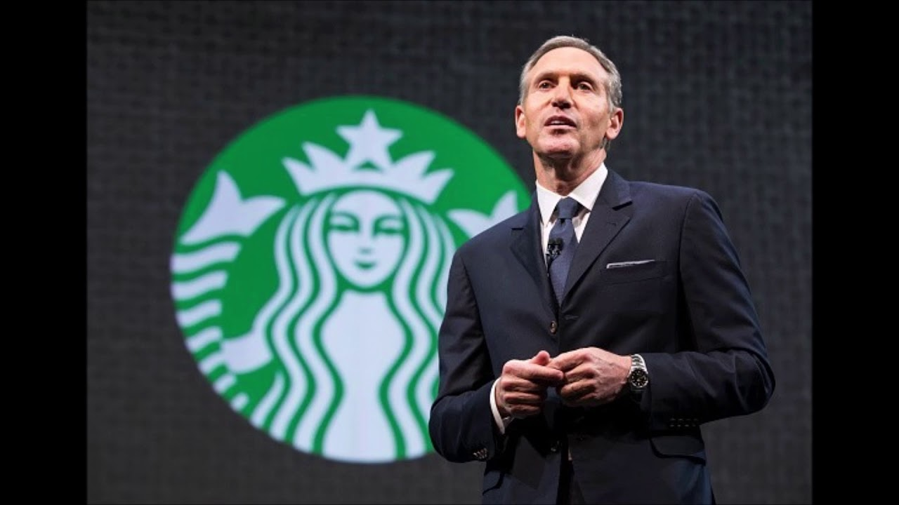 Former Starbucks CEO Howard Schultz Claims To Be Racially 'Colorblind'