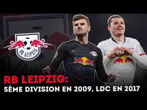 🇩🇪Comment Red Bull a fait passer Leipzig de la 5ème division en 2009 aux 1/4 de la LDC en 2020 ?