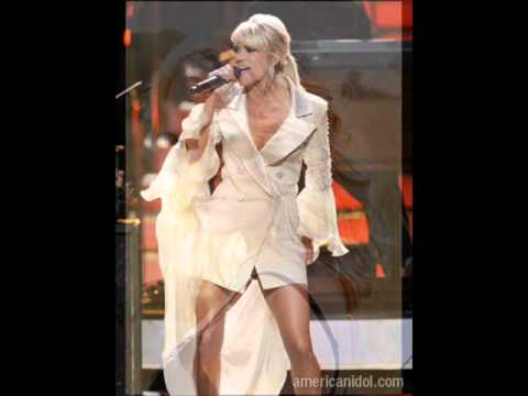 Last name(Carrie Underwood And Kristin Chenoweth)