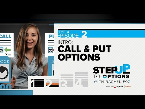 Ep 2.2 - Calls and Puts | Step Up to Options
