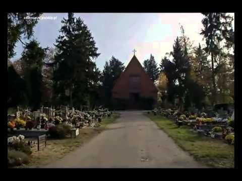 Cmentarz Parafialny Świętej Rodziny We Wrocławiu, Ul Smętna [NAPISY PL]
