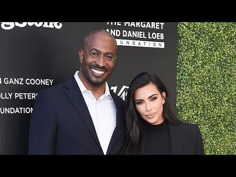 Van Jones Dating Kim Kardashian: CNN Commentator A Far Cry From His Time In Oakland