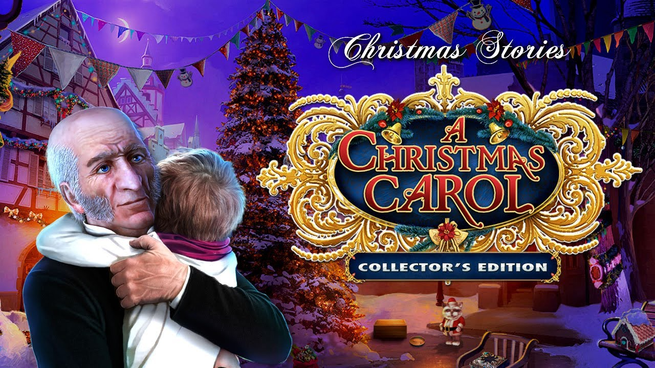 Christmas Stories A Christmas Carol Youtube