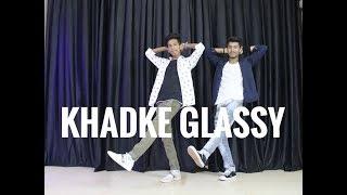 Khadke Glassy Jabariya Jodi dance cover by sudev kkh Dancewithkkh