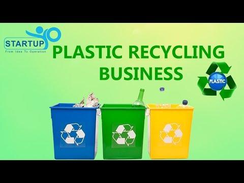 Plastic Recycling Business - StartupYo