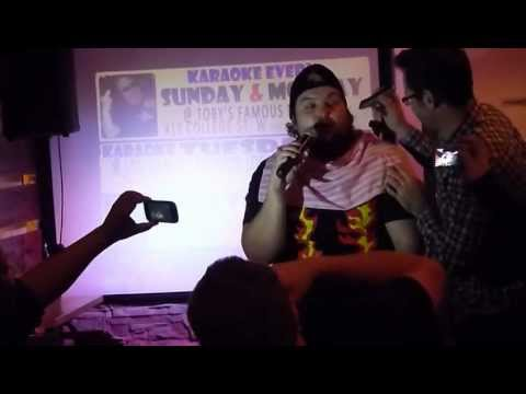 Loser Karaoke - Steve Shaves His Beard For MoChaKaTO 2012