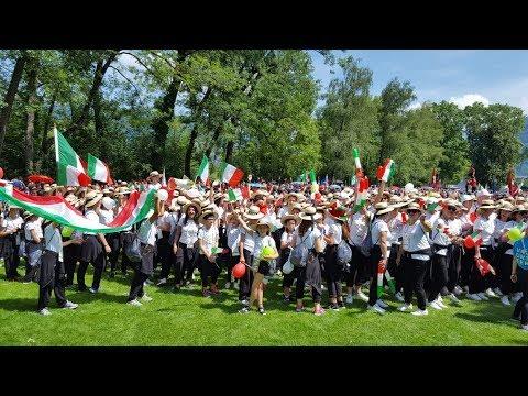 "Dornbirn - Gymnaestrada 2019 - ""Opening Ceremony"""