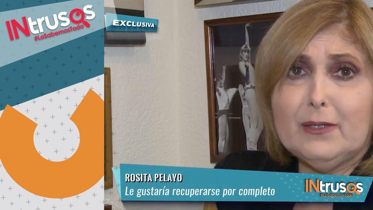 Rosita Pelayo Ha Tenido Momentos De Desesperacion Por Enfermedad Intrusos
