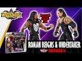 WWE FIGURE INSIDER: Roman Reigns & Undertaker - WWE Battle Packs WrestleMania 34