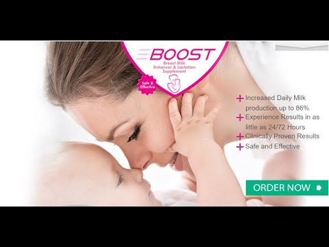 Natural Herbs to Increase Breast Milk Production – BOOST Breast Milk Enhancer Information Available