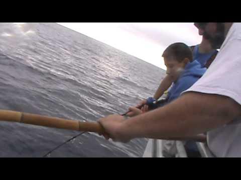 Max DeG Longfin Tuna On The Gambler NJ 10-17-13