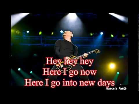 Metallica - I disappear Official Lyrics Hd