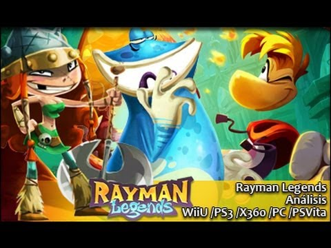 Rayman Legends - Análisis