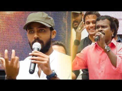 Anthony Daasan sings 'Sodakku' for his fans | Mamakiki Audio Launch | TN 647