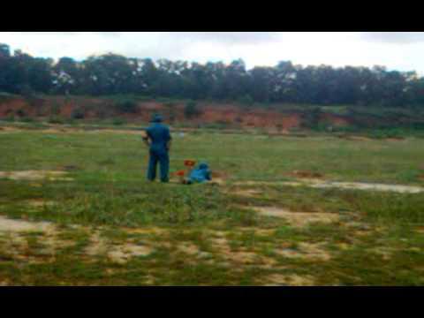 DQTV tập bắn súng thật tại Q9 2012