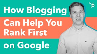 Learn SEO Tutorial: How HubSpot Uses Blogging to Rank #1 on Google