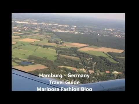 Travel Guide: Cali- Amsterdam- Hamburg