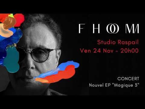 BA Fhom en concert au Studio Raspail, 24 Novembre 2017