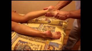 Профессиональный массаж.Элементы общего массажа.