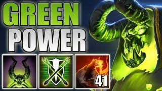 Insane Spell Damage Amplification - One Shot Finger with Arcane Supremacy   Dota 2 Ability Draft