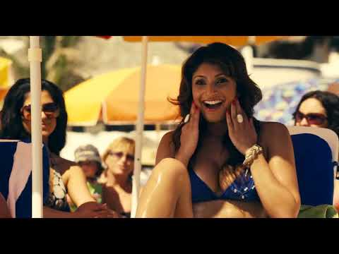 You Don't Mess With The Zohan 2008 In Hindi : Start Beach  Scene [01]
