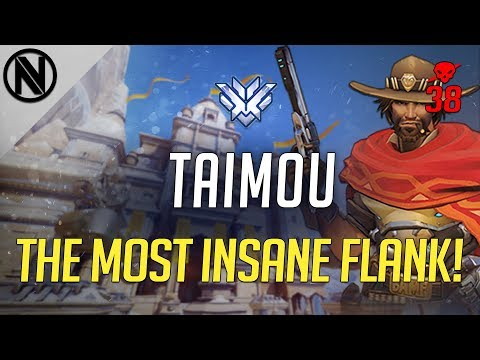 EnVy Taimou - Most insane flank [38 kills in Nepal]