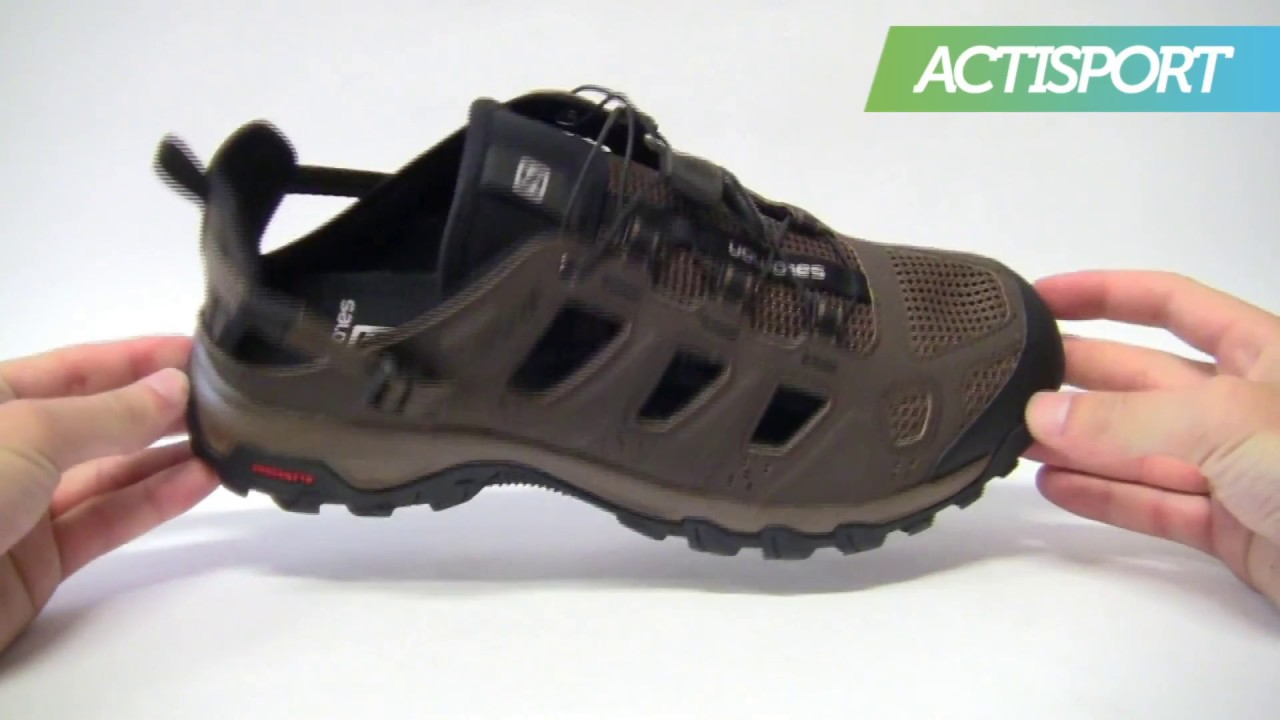 Salomon Evasion Cabrio absolute brown xburroblack günstig