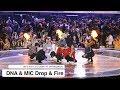 BTS 방탄소년단[4K 고정직캠]DNA & MIC Drop & Fire,KWF IN CHANGWON@락뮤직
