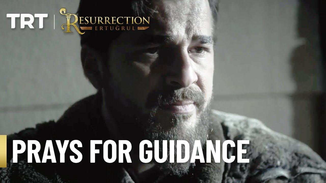Ertugrul prays for guidance - Season 1 (English Subtitles)