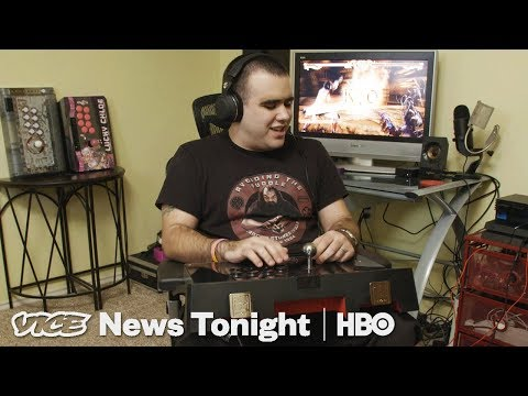 This Is How To Play Video Games If You're Totally Blind (HBO)