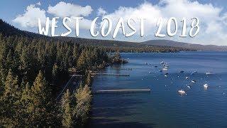 West Coast 2018 (Short Travel Film)