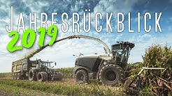 Jahresrückblick 2019 | Big Farming in Germany | one year of farming |