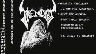 Watch Threnody Ode To The Lamented video