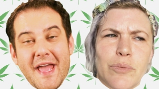 Repeat youtube video Stoners Quit Weed For A Week