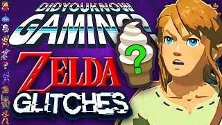 Zelda Glitches Part 2 - Did You Know Gaming? Feat. Remix (The Legend of Zelda)